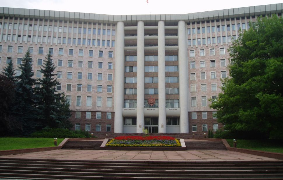 Parliament of Moldova