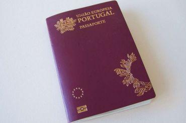 Portuguese passport